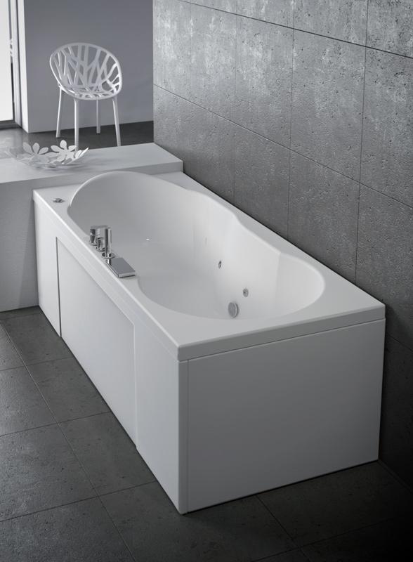 vasca idromassaggio romanza grandform. Black Bedroom Furniture Sets. Home Design Ideas