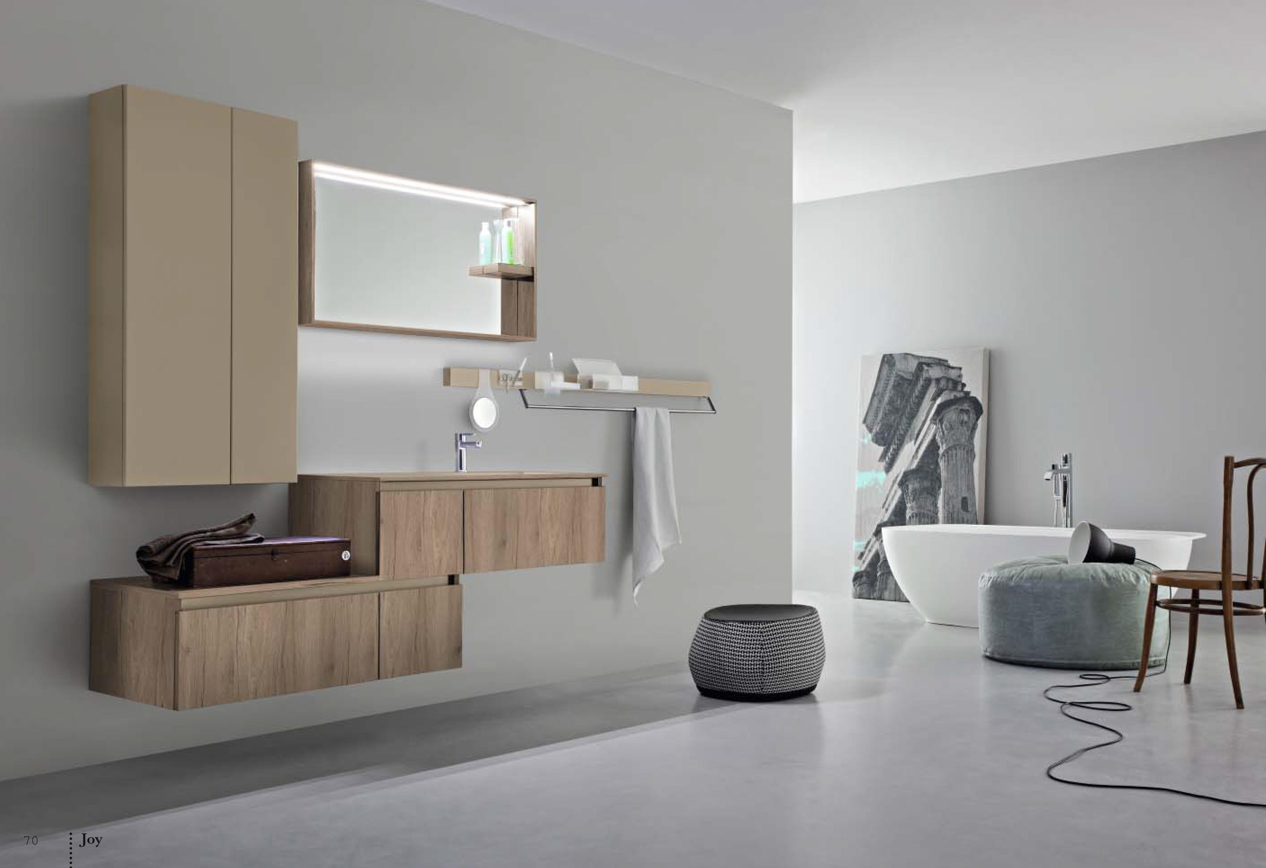 Mobile da bagno modello movida ditta cerasa - Mobile bagno joy ...